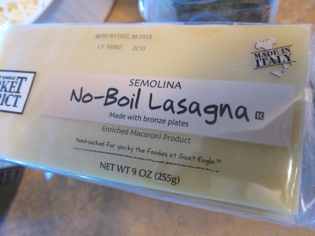 How To Make Homemade Lasagna With No Boil Noodles Women