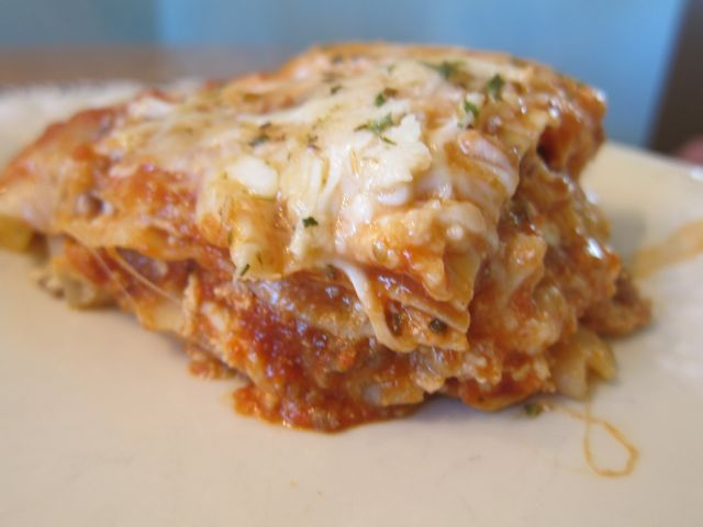 Lasagne sauce recipe easy
