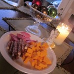 Featured Recipe and Link up!  My Home for the Holidays…