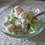 Pistachio Delight {Watergate Salad}