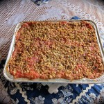Dump Cake (cherry-pineapple)