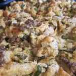 Sausage and Fresh Herb Stuffing