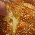 Easy and Cheesy Bread