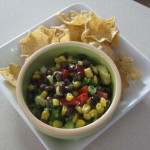 Special Guest Week- Clare @ Peak313-Black Bean Dip