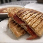 Easy Pizza Panini's