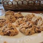 Meal Ministry Welcomes Katina! Oatmeal Rasin Treats