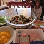 Candace's Turkey Tacos