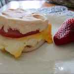 Candace's Breakfast Sandwich