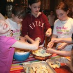"""Sleep over Sisters"" Meal Ministry Monday Welcomes Jen!"