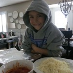 Meatball Subs, Mmmm..{and my son's 1st Meal Ministry!}