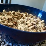 EASY Muddy Buddies {Puppy Chow}
