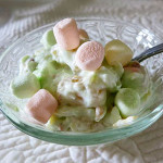 Ladies Home Journal- Watergate Salad {Perfect for Easter!}