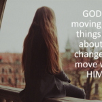No God, No Change. Know God, Know Change.