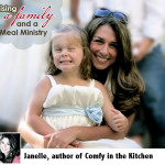 Take Them a Meal Blog- Raising a Family and Meal Ministry….