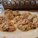 WLW Featured Recipe! Katina's GF Oatmeal Raisin Cookies