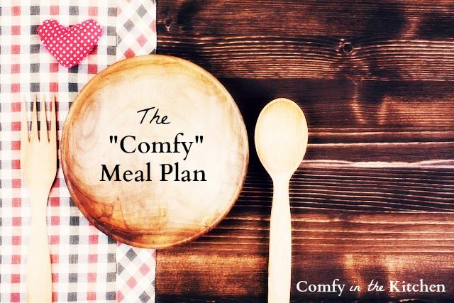 Comfy Meal Plan