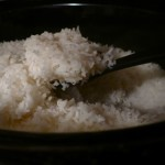 EASY Sticky Rice (In the CrockPot)
