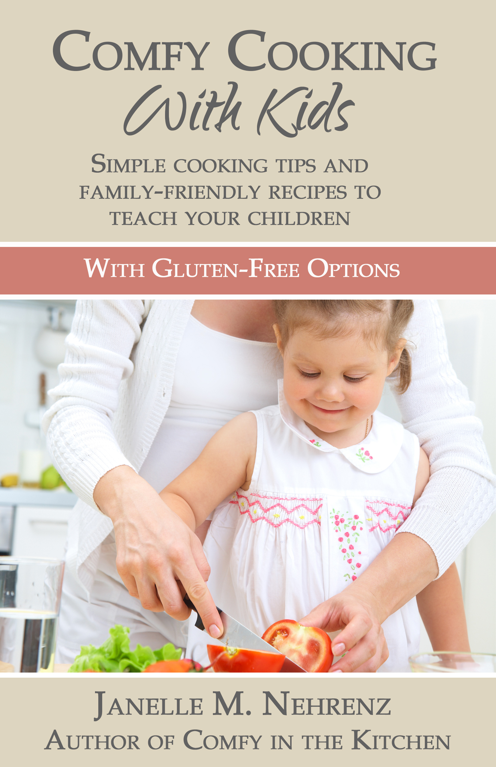Comfy Cooking with Kids Ebook