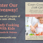 """Time Warp Wife"" Giveaway and Discount for ""Comfy Cooking with Kids"""