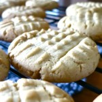 Best Ever Homemade Peanut Butter Cookies
