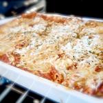 Grandma Ruth's homemade lasagna