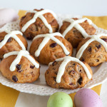 Rhodes Hot Cross Buns and Winner Announced!