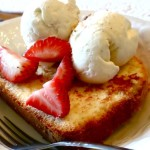 Pan Fried Pound Cake
