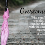 "Introducing My New Blog: ""Overcomer Outreach"" and a Giveaway!"