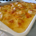 Easy and Cheesy Scalloped Potatoes