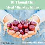 10 Thoughtful Meal Ministry Ideas