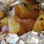 Grilled Pocket Potatoes