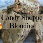 Candy Shoppe Blondies