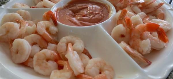 Easy Shrimp Cocktail Sauce
