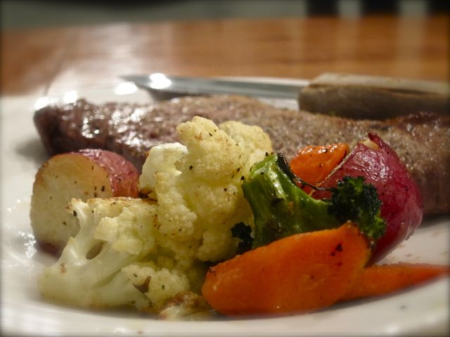 Oven roasted vegetables are the easiest way to make vegetables. It adds so much more flavor and helps preserve their essential nutrients. #WomenLivingWell #roasted #vegetables #easyrecipes